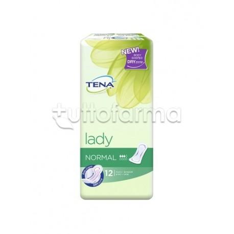 Tena Lady Normal Confezione Promo 12 Pezzi