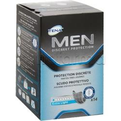Tena Men Scudo Protettivo Assorbenti Uomo 14 Pezzi