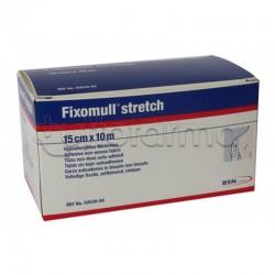 Fixomull Stretch Garza Autoadesiva 10 m x 15 cm
