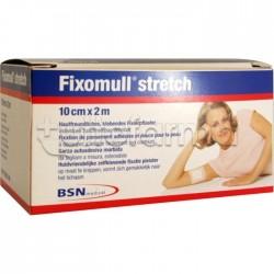 Fixomull Stretch Garza Autoadesiva 2 m x 10 cm