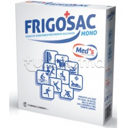 Frigosac Ghiaccio Istantaneo Pronto Soccorso 1 Sacchetto Con Astuccio