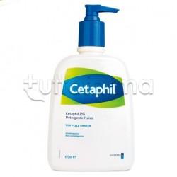 Galderma Cetaphil Pg Detergente Fluido Pelle Grassa 470 Ml