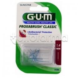 Gum Proxabrush 612 Scovolini 8 Pezzi