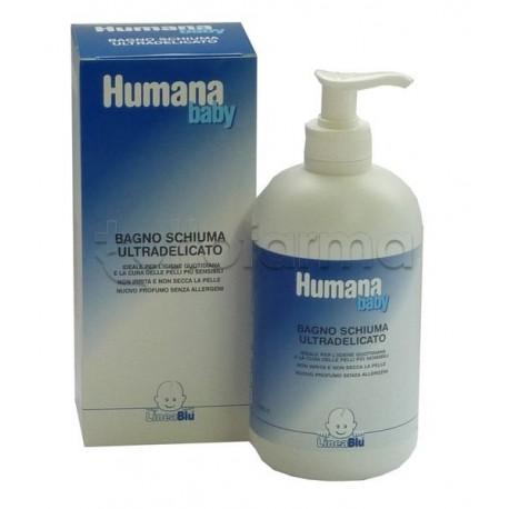 Humana Baby LineaBlu Ultradelicato 500 ml