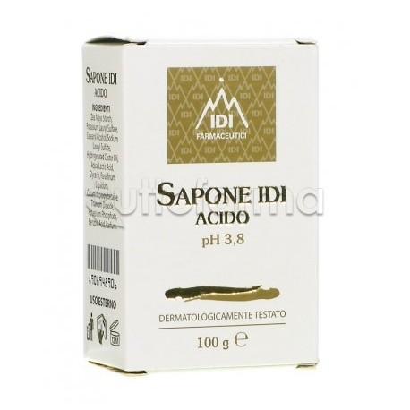 Idi Sapone Acido pH 3.8 Detergente 100 Gr