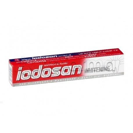 Iodosan Whitening Dentifricio Sbiancante 75 Ml