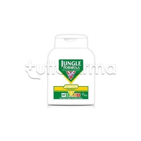 Jungle Formula Junior Repellente Antizanzara Lozione 125 ml