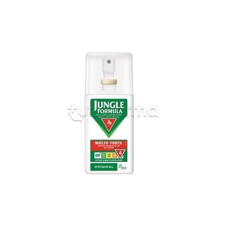 Jungle Formula Molto Forte Spray Antizanzara 75 ml