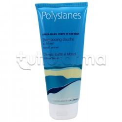 Klorane Polysianes Shampoo Doccia Olio di Monoi Doposole 200 ml