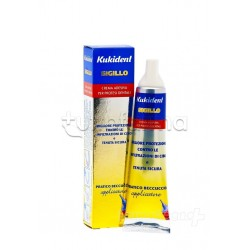 Kukident Sigillo Crema Adesiva Protesi Dentali 40 grammi