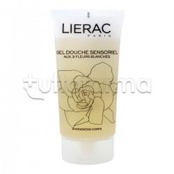 Lierac Sensoriel Gel Doccia Idratante Senza Sapone 150 Ml