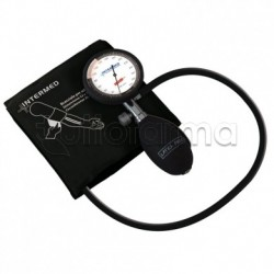 Life Med Misuratore Pressione LF 105 Sfigmomanometro ad aneroide di tipo palmare