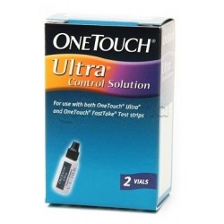 Lifescan Onetouch Ultra Soluzione Di Controllo 2 Flaconcini