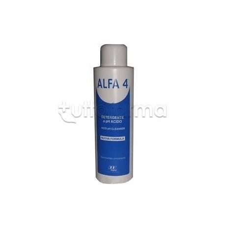 Mavi Alfa 4 Detergente a pH Acido Per Pelle Normale 500 ml