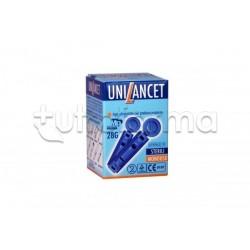 Medical Pharma Unilancet Lancette Pungidito Per La Misurazione Della Glicemia 25 Lancette