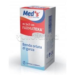 Med's Benda Orlata di Garza 5X7 cm