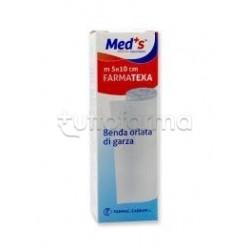 Med's Benda Garza Orlata Non Sterile 500X10 cm