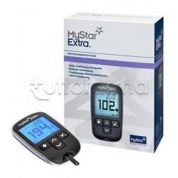 MyStar Extra Kit Glucometro Misuratore di glicemia