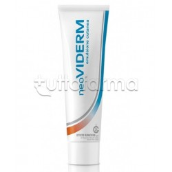 Neoviderm Emulsione Cutanea Ustioni e Scottature 100 Ml
