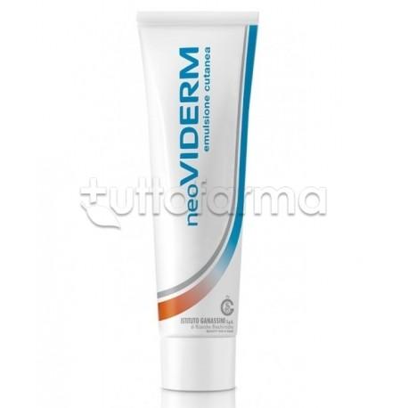 Neoviderm Emulsione Cutanea Ustioni e Scottature 100 Ml