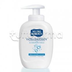 Neutro Roberts Extra Idratante Sapone Liquido 300 Ml