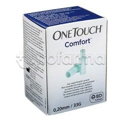 OneTouch Comfort Lancette Pungidito 33G 50 Lancette