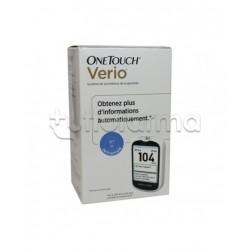 Onetouch Verio System Kit Misuratore Glicemia 1 Pezzo