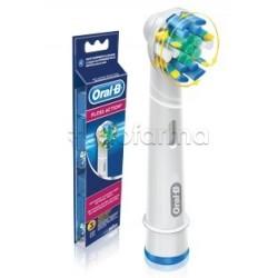 Oral B FlossAction Testine di Ricambio Spazzolino Elettrico