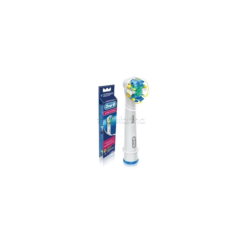 Oral B Flossaction 4
