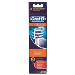 Oral-B 3 Testine di Ricambio Trizone EB 30 3 Pezzi