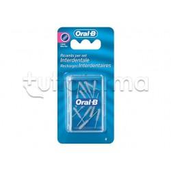Oral-B Ricambi Set interdentali Scovolini Cilindrici 1.9 mm 12 Pezzi