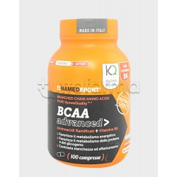 Modifica: Named Sport BCAA Advanced 100 Compresse