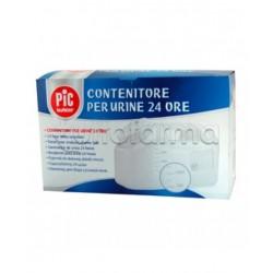 Pic Contenitore Per Raccolta Urine 24 Ore