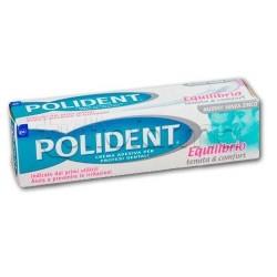 Polident Equilibrio Crema Adesiva Protesi Dentali 40 grammi