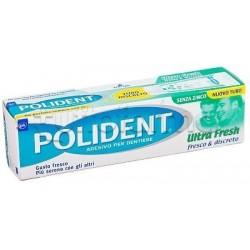 Polident Ultra Fresh Crema Adesiva per Dentiere 40 gr