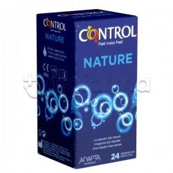 Profilattici Control Nature Confezione Maxi 24 Pezzi