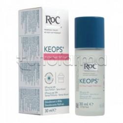 Roc Keops Deodorante Roll-On Pelle Fragile 30ml