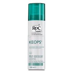 RoC Keops Deodorante Spray Fresco Antitraspirante Efficacia 48 h 100 ml