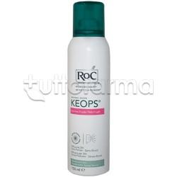 Roc Keops Deodorante Secco Pelle Fragile Spray 150 Ml