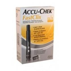 Roche Accu-Chek Fast Clix Penna Pungidito
