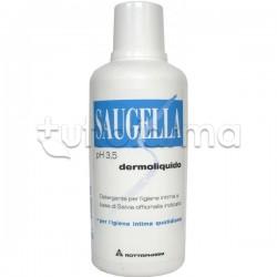 Saugella Dermoliquido Detergente Intimo 750 Ml
