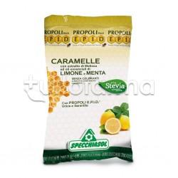 Specchiasol Epid Caramelle Gola Melissa, Limone e Menta 24 pezzi