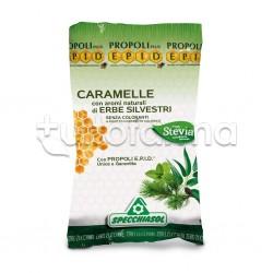 Specchiasol Epid Erbe Silvestri Caramelle Gola Senza Zucchero 24 Pezzi
