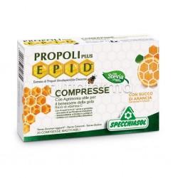 Specchiasol Epid Propoli Arancia 20 Compresse