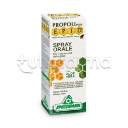Specchiasol Epid Propoli Spray Aloe 15 ml