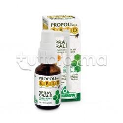 Specchiasol Epid Propoli Spray Erbe Balsamiche Flaconcini 15 ml
