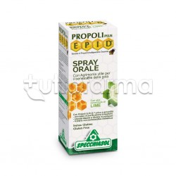 Specchiasol Epid Propoli Spray Lime 15 ml
