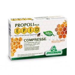 Specchiasol Epid Propoli Zinco 20 Compresse Orosolubili