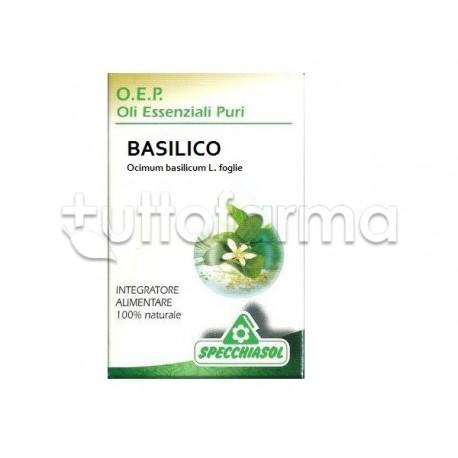 Specchiasol Olio Essenziale Basilico 10 ml
