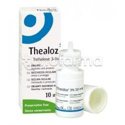 Thealoz 3% Collirio Secchezza Occhio